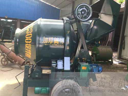 JZC350小型滚筒搅拌机