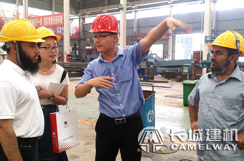郑州长城建机厂家服务
