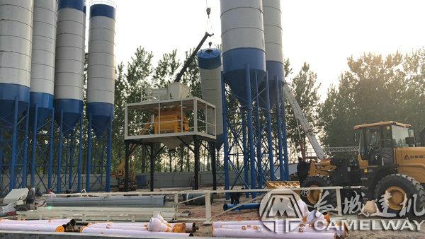 120立方米/小时以上混凝土拌合设备