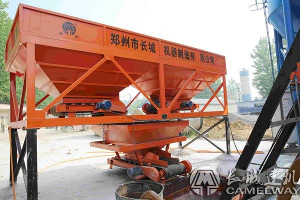 PLD混凝土配料机
