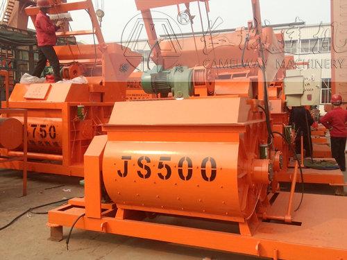 js500强制式拌和机