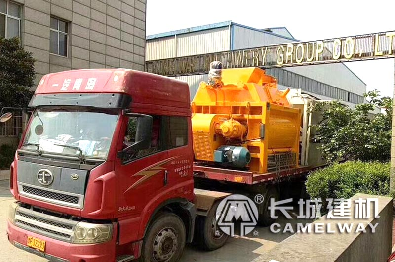 50立方米/小时水泥混凝土拌和设备价格多少?