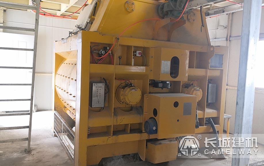 120搅拌站生产线主机