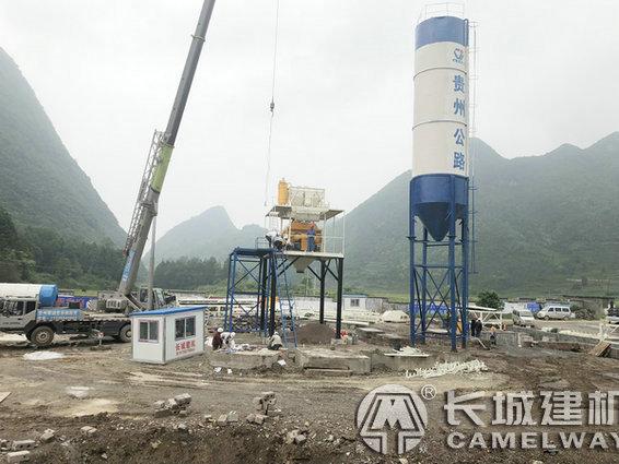 开一条HZS90混凝土搅拌站生产线需要投入多少钱