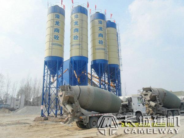 HZS60型混凝土搅拌站一般配置需要多少钱?