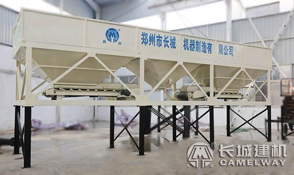 pld1200型混凝土配料机有多重,功率多少